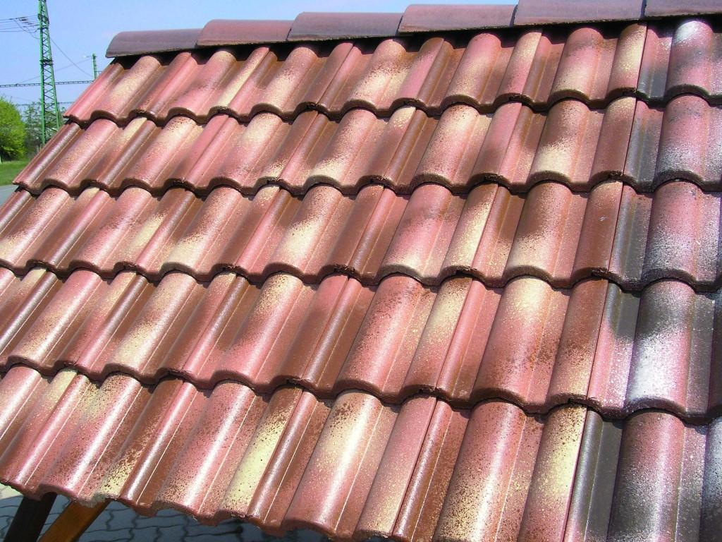 Toscana tetőcserép fotó