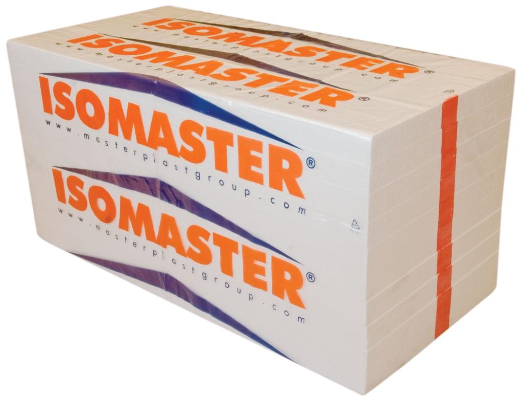 Isomaster EPS H-80 homlokzati hőszigetelő polisztirol fotó