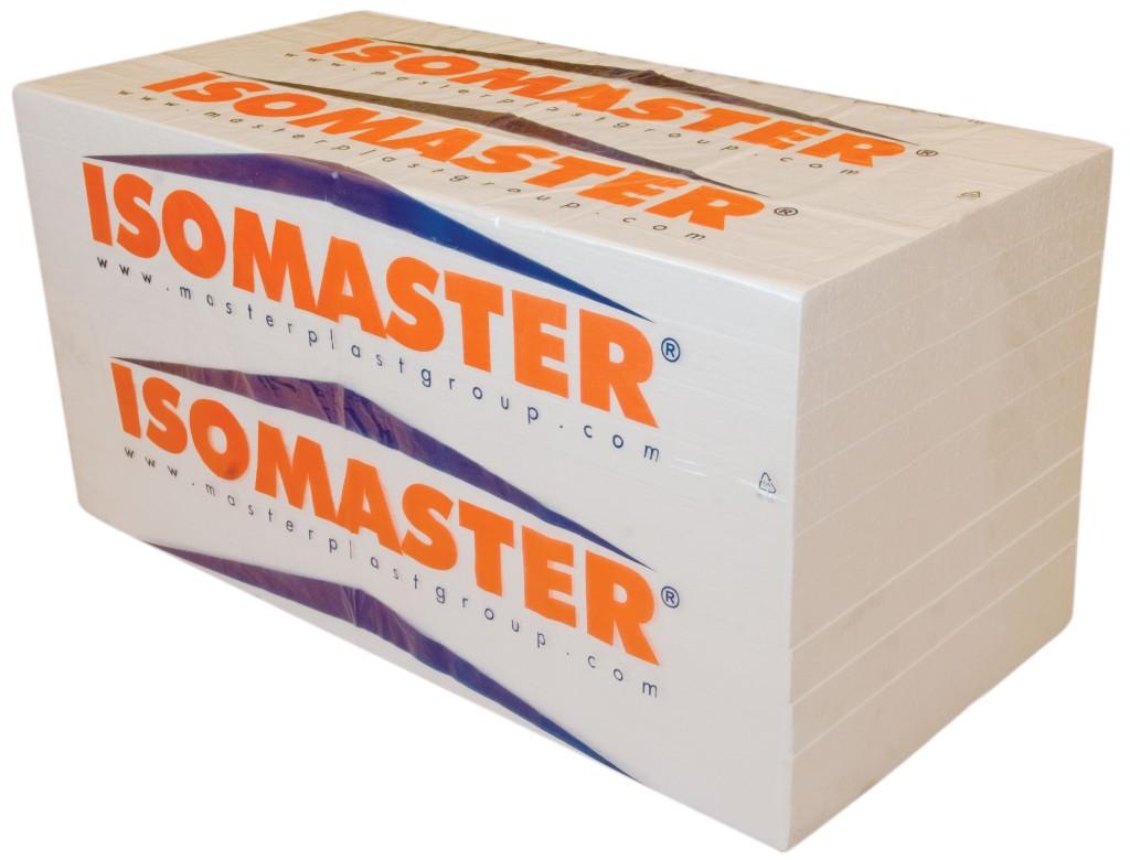 Isomaster EPS 100 lépésálló hőszigetelés fotó