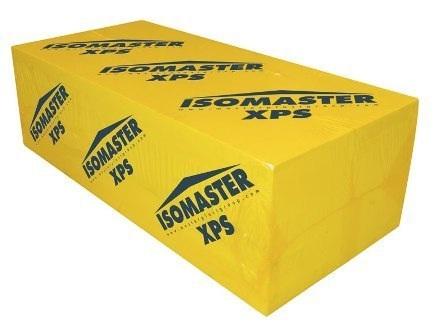 Isomaster XPS SVR lábazati polisztirol fotó