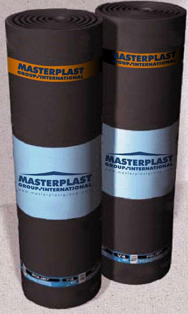 Masterbit PRO PM4 palazúzalékos modifikált bitumenes lemez fotó