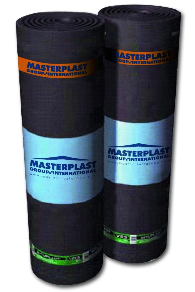 Masterbit VM40 palazúzalékos oxidált bitumenes lemez fotó