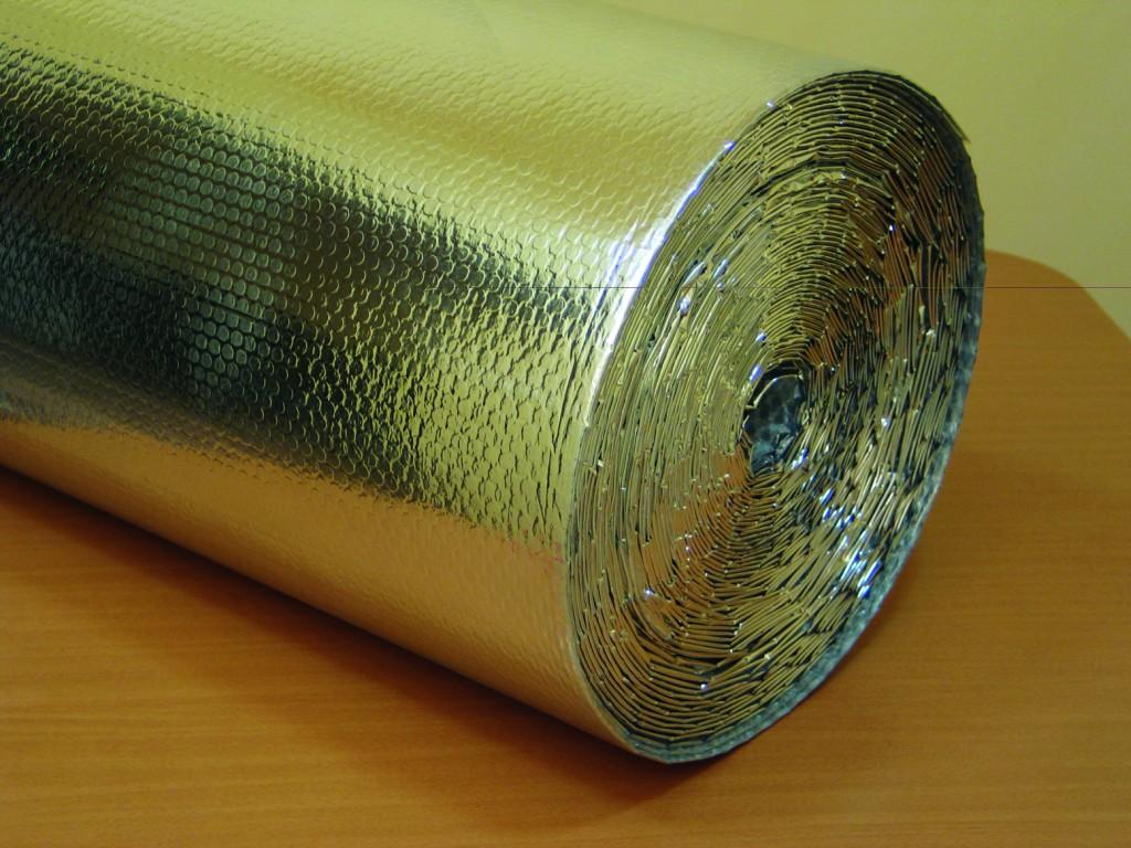 Solflex padlófűtés alátétfólia fotó