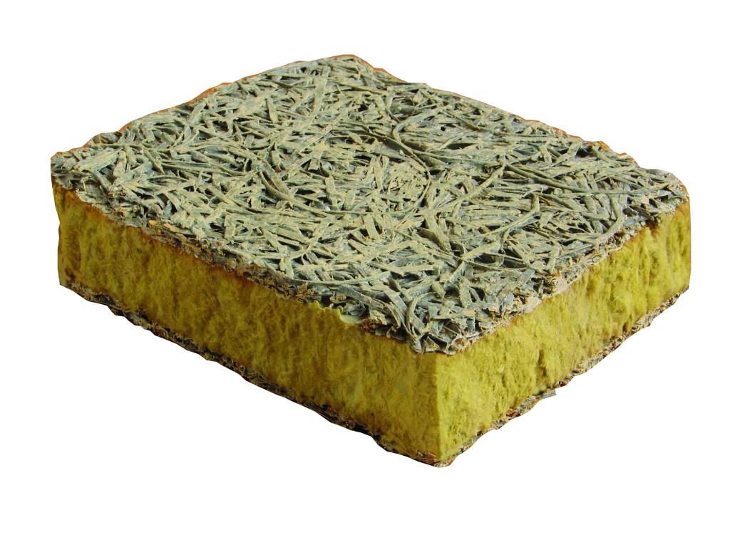 Woodwool Rock cementkötésű fagyapot tábla fotó